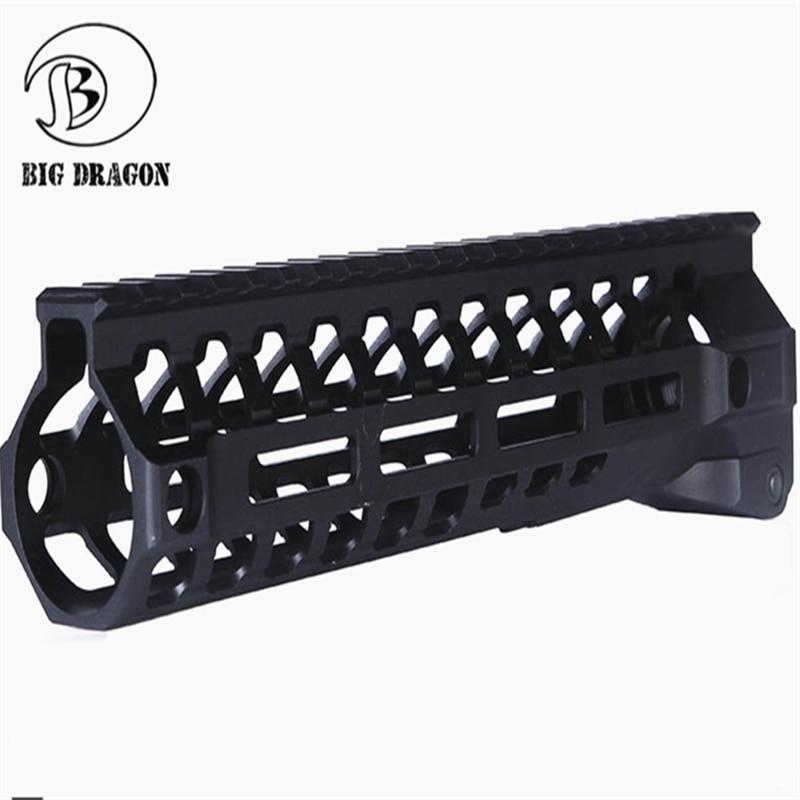 AR 15 M lok Keymod SWITCH 9 1 4 12 13 15inch 223 5 56 Rail