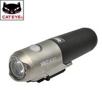 CATEYE Bike Bicycle Chargeable Waterproof Handlebar Front Light Headlight Head Lamp Rear Light Led Taillight Flashlight