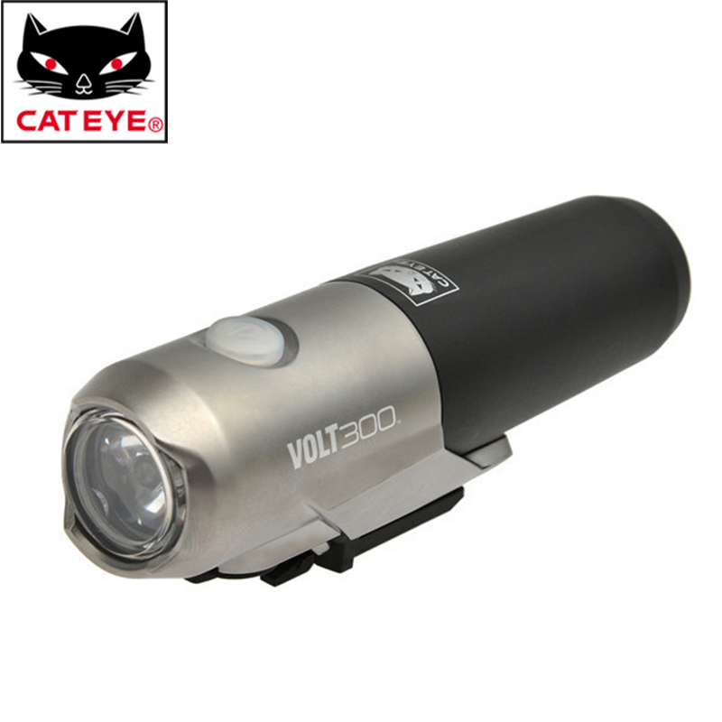 CATEYE Bike Bicycle Chargeable Waterproof Handlebar Front Light Headlight Head Lamp/Rear Light Led Taillight Flashlight USB 10000lm 6x xml t6 led front head bicycle bike front cycling light lamp head headlight black