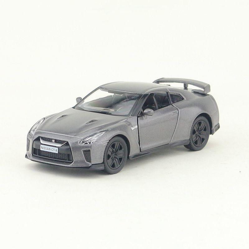 Rmz City 1:36 Diecast Toy Model/japan Nissan Gt-r R35 Super Sport/pull Back Car For Childrens Gift/collection/educational Neither Too Hard Nor Too Soft Toys & Hobbies