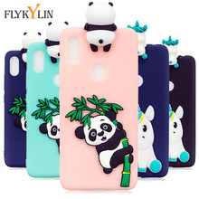 For Xiaomi Redmi S2 Case on For Coque Xiaomi Redmi 4A 5 Plus Redmi Note 5 Pro Cover 3D Doll Toys Candy Soft Silicone Cases Caque