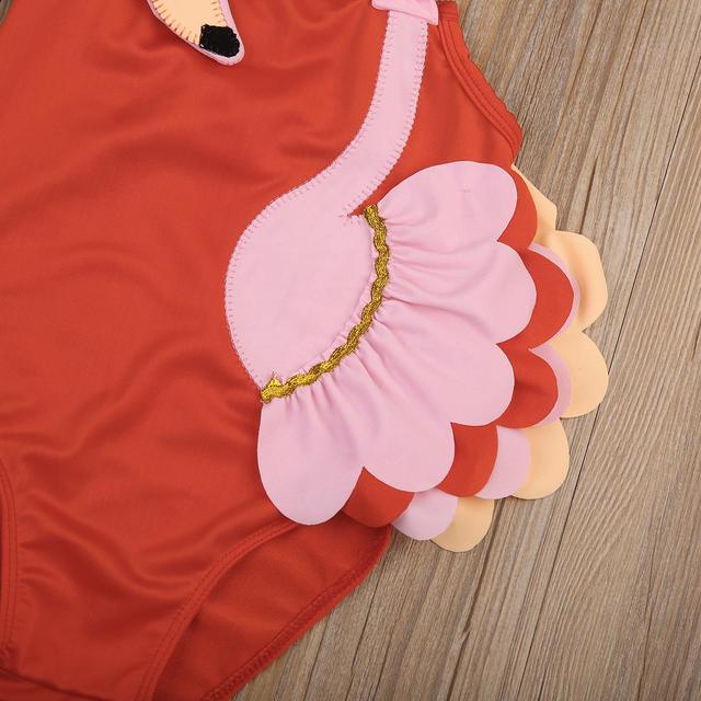 Bañador de flamenco