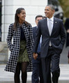 Same style as the President Obama Slim Fit Custom Made Formal Men's Suit Two Pieces Tuxedos (Jacket+Pants)