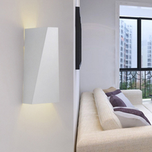 arte del hierro moda lmpara de pared llevada moderna e hotel escaleras iluminacin led bao de