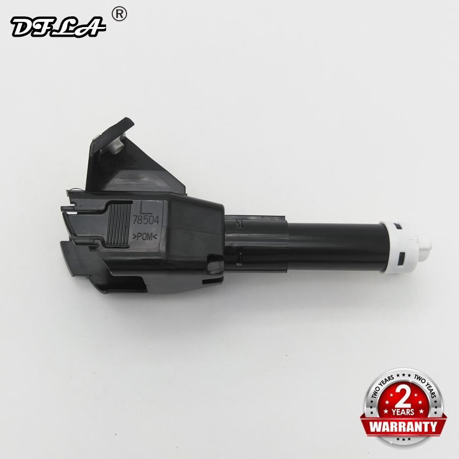купить Left Driver Side For Toyota RAV4 2005 2006 2007 2008 Car-styling Headlight Washer Lift Cylinder Spray Nozzle Jet по цене 2234.15 рублей