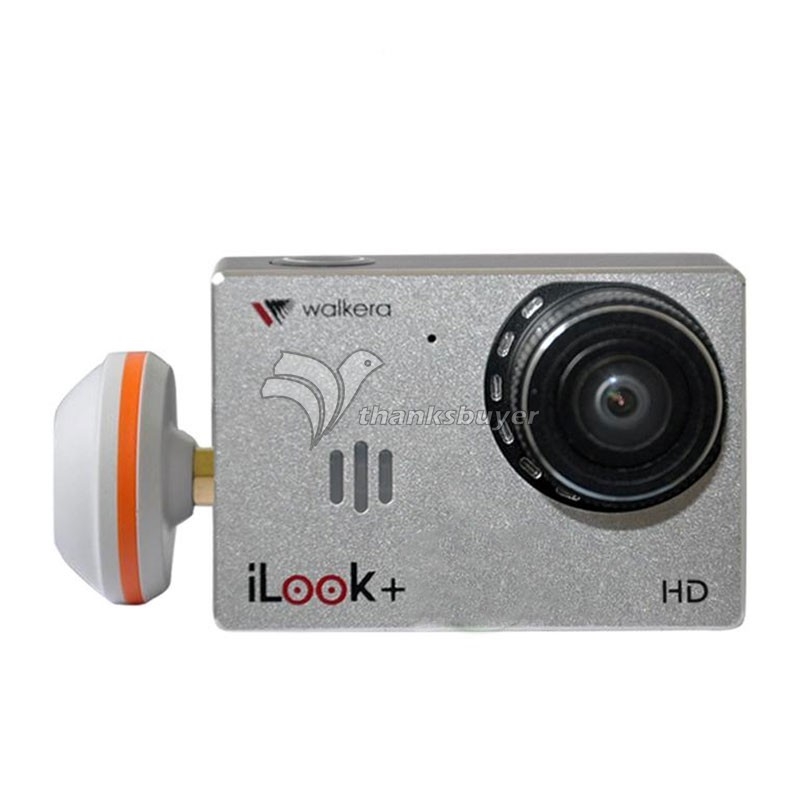 Origial Walkera iLook+ 13MP with 5.8g Build-in Transmitter FPV Drone Camera for Walkera TALI H500 QR X350 Pro G-3D G-2D Gimbal