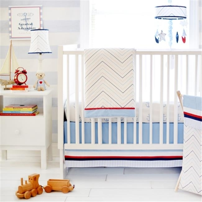 My Baby Sam CRIB3179 3 Piece First Mate Crib Bedding Set автоматический карандаш для губ тон 24 poeteq