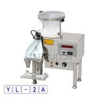 Automatic Stainless Steel Desktop Quantitative Machine YL 2A Automatic Capsule Pills Counter Machine