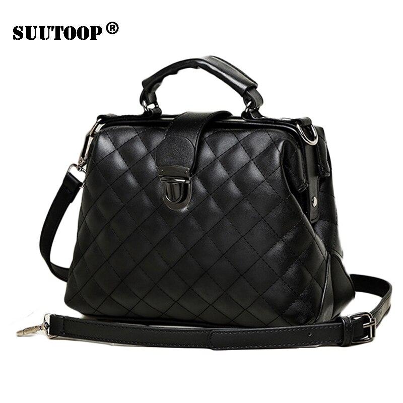 Women Bags for 2019 Luxury Nubuck Doctor Handbag Feminina Pu Leather Designer Crossbody Bags over Shoulder Sac a Main Lady Totes doctor bag