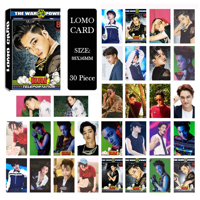 Beads & Jewelry Making Jewelry & Accessories Precise Kpop Exo Do For Life Exact Album Lomo Cards K-pop New Fashion Self Made Paper Photo Card Hd Photocard Free Shipping