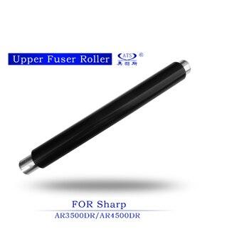 2PCS upper fuser roller compatible for AR310U AR3500DR AR4500DR heat hot roller copier Copier parts