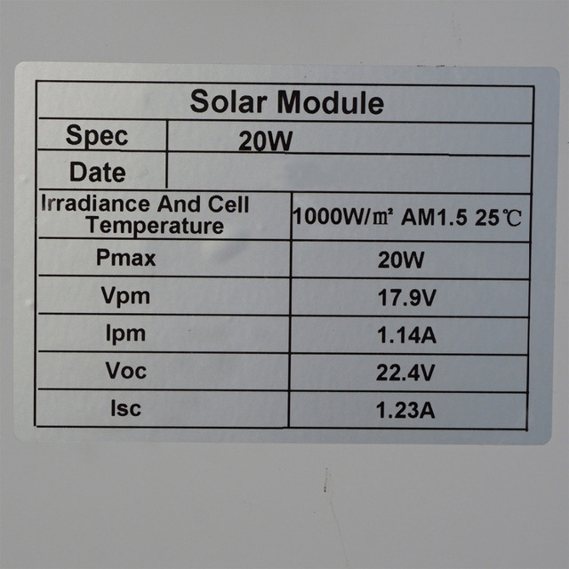 25W 12V solar panel system photovoltaic solar panel For small home lighting system, RV ,cabin, telecom  any 12V  DC load