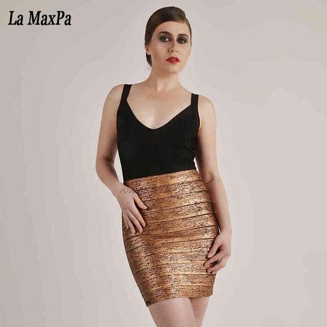 82ddd739f8c4c2 2017 Automne femmes sans manches V cou Bleu Patchwork robe sexy moulante  party celebrity Bronzage Luxueux
