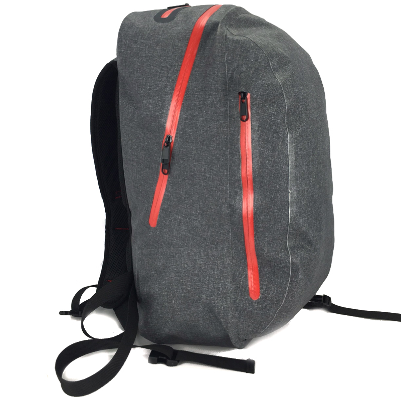 ФОТО Yespace Women Man backpack  new female bag  Sport Backpack products gray pvc cloth women waterproof backpack dry bag travel bag