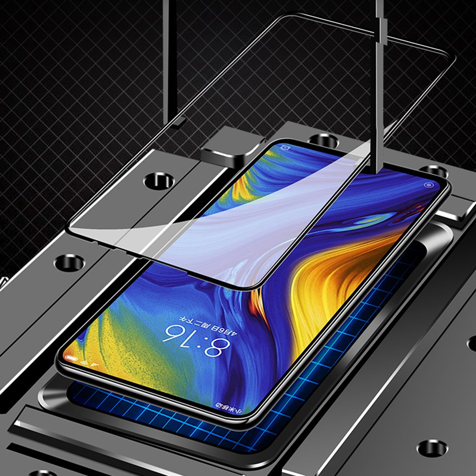 Image 3 - 9D Tempered Glass for Huawei P30 Lite Mate 20 Pro Glass Screen Protector For Huawei Honor 20 Pro 20i 10 lite 8x Protective Glass-in Phone Screen Protectors from Cellphones & Telecommunications