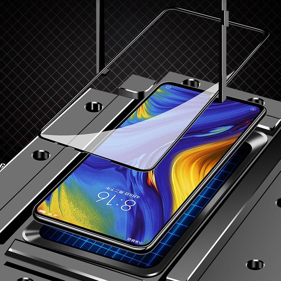 Image 3 - 9D Tempered Glass for Xiaomi mi 9 SE 9T Pro CC9 CC9e Glass Screen Protector Xiomi Redmi Note 7 K20 Note 6 Pro Protective Glass-in Phone Screen Protectors from Cellphones & Telecommunications