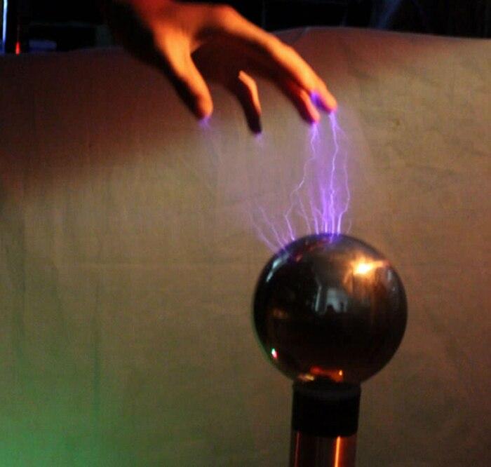 Expérience d'enseignement de générateur Marx de générateur clignotant étonnant de bobine de tesla - 2