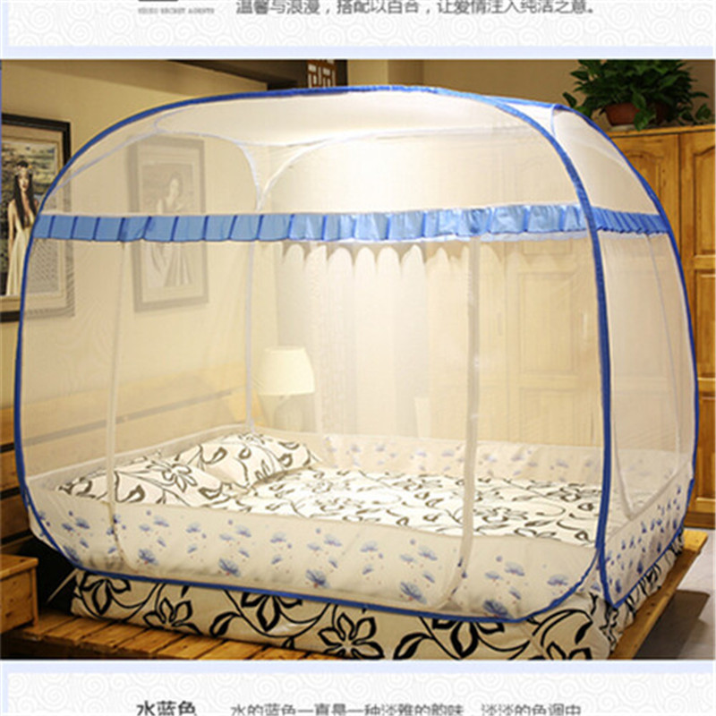 Adult bed canopy Canopy tent Mosquito Net Bug Insect Repeller tent Shape Travel C&ing Home Single Double Bed-in Mosquito Net from Home u0026 Garden on ... & Adult bed canopy Canopy tent Mosquito Net Bug Insect Repeller tent ...