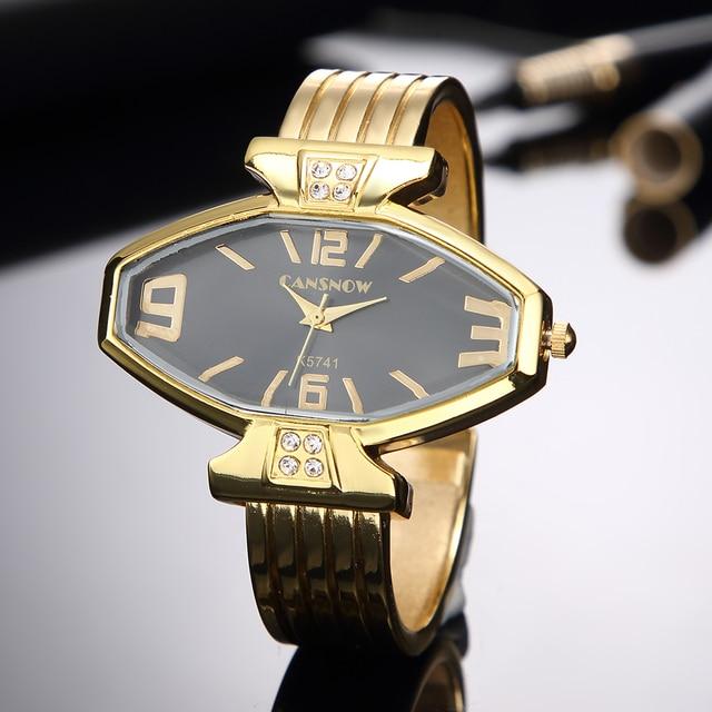 2018 Luxury Women Dress Bracelet Watch New Design Ladies Casual Rhinestone Wristwatch Analog Quartz Watches Ceasuri Reloj Mujer