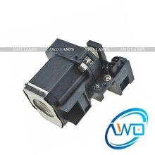 цена на AWO Replacement Projector Lamp V13H010L35 for  ELPLP35  PowerLite Home Cinema 400/PowerLite Cinema 550/MP-TW520/TW600