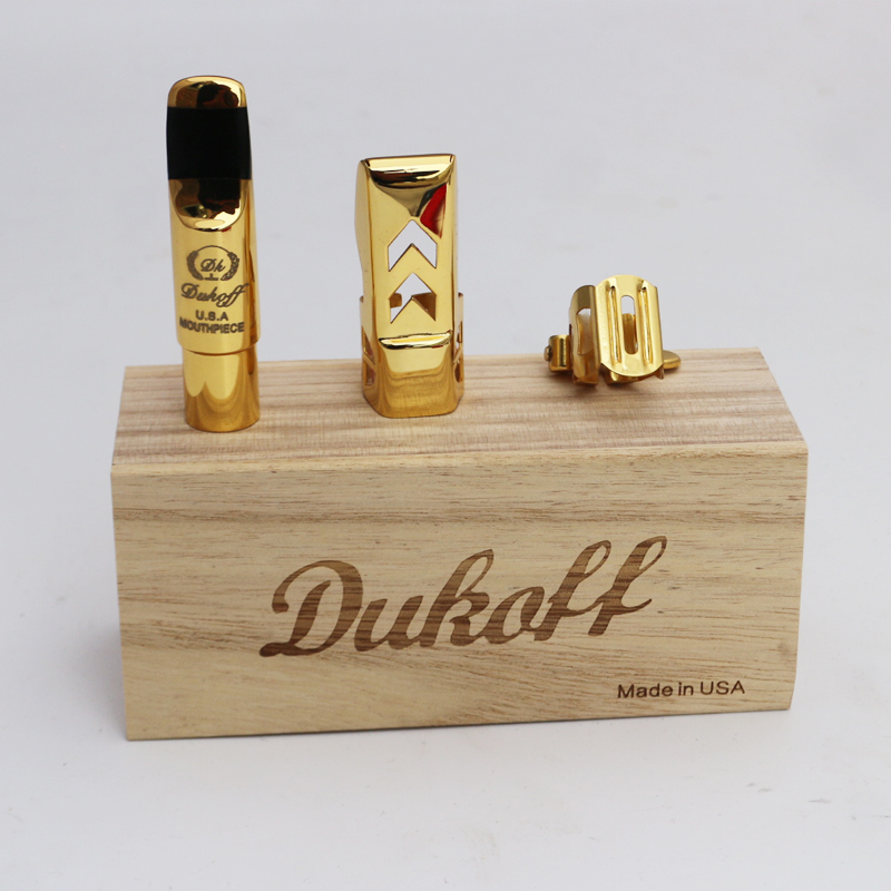 upgraded version of the Dokoff Sax metal mouthpiece Alto tenor soprano Professional mouthpiece