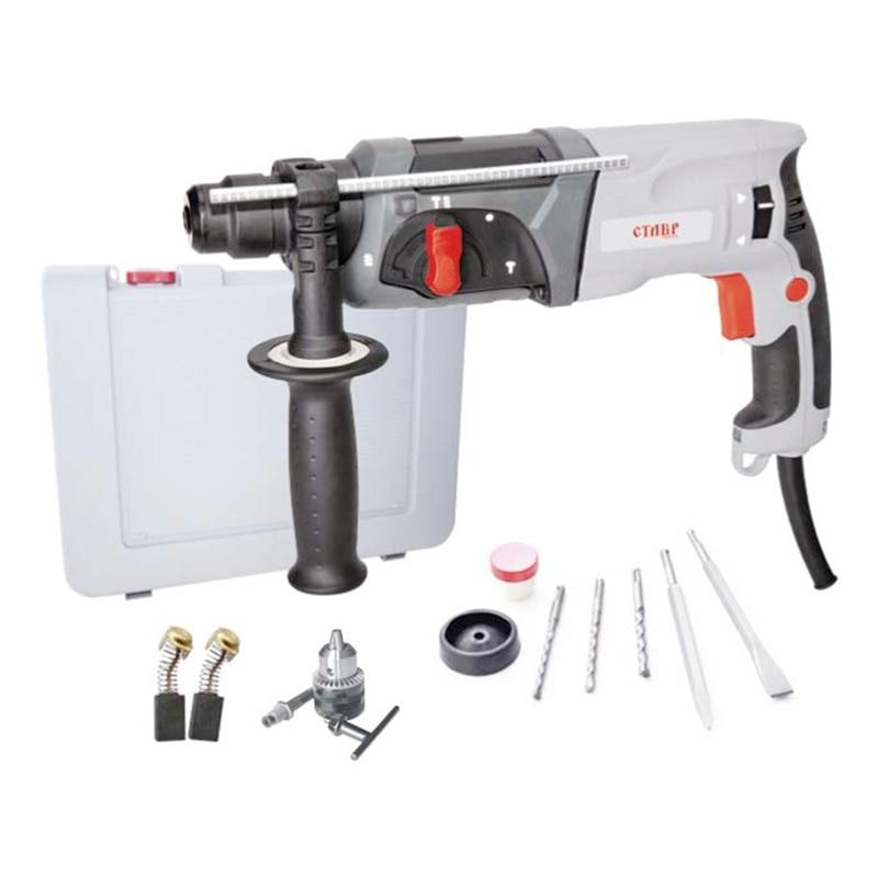цены  Rotary hammer Stavr PEG-780