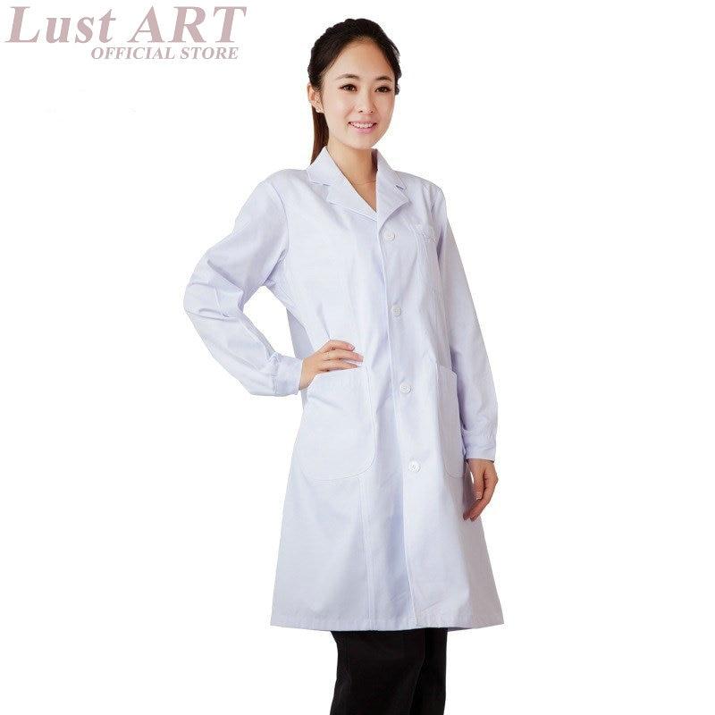 New design white medical robe hospital nurse uniform women medical ...