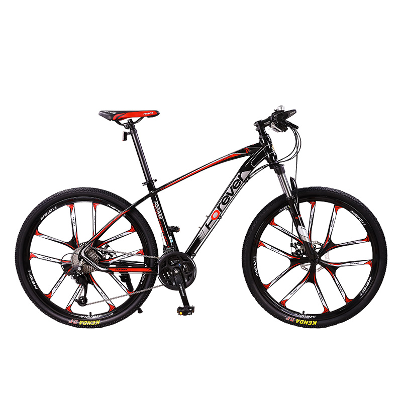 Mountain Bike 30 Speed Variable Speed 27.5 Inch Male And Female Racing Cross Country Wheel Aluminum Alloy For Adults
