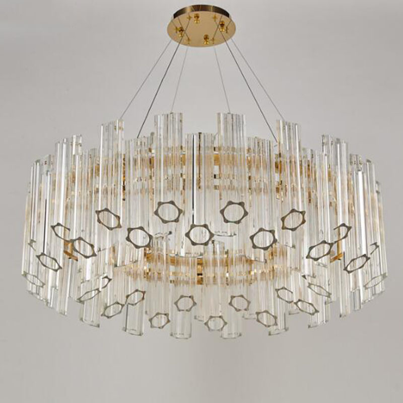 Modern Luxury Contemporary Chandeliers Hanging Pendant Lamp Crystal Chandelier Light Fixture for Home Restaurant DecorationModern Luxury Contemporary Chandeliers Hanging Pendant Lamp Crystal Chandelier Light Fixture for Home Restaurant Decoration