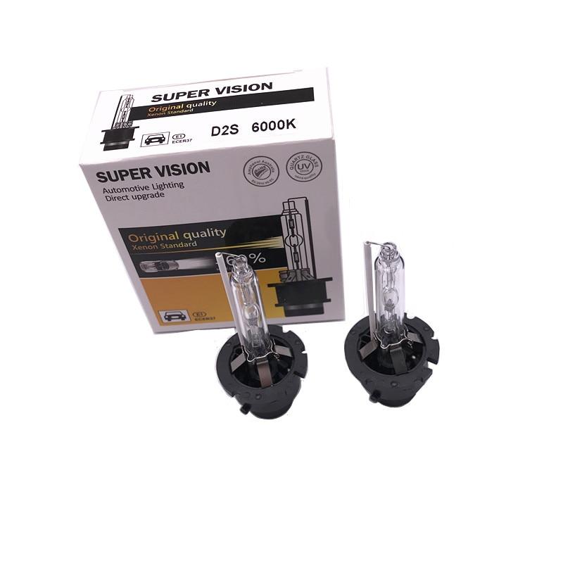 For Kia Sportage MK2 100w Super White Xenon HID High//Low Beam Headlight Bulbs