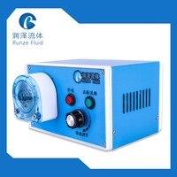 Liquid Chemicals Transfer Peristaltic Dosing Pump Price