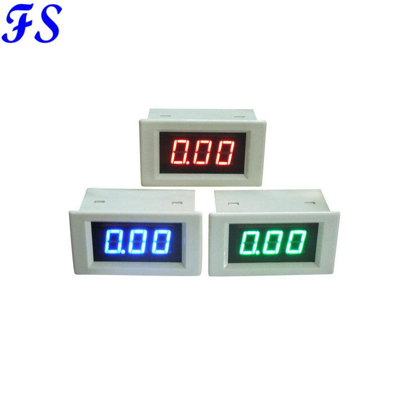 Electrical Instruments Provided Yb5135d Current Meter Ac 200ua 20ma 200ma 20a 50a Ac Ampere Meter Ammeter Include Ct Current Transformer Ac 100a 200a 500a 1000a