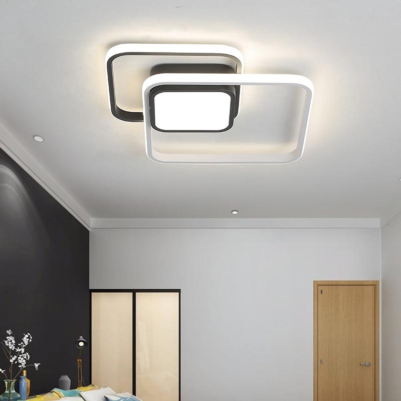 Lights & Lighting New Design Led Ceiling Light For Living Room Dining Room Luminaires For Teto Led Lights For Modern Home Lighting Fixture