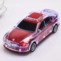 Bluetooth Динамик Модель Автомобиля Форма Стерео Hifi Super Bass Беспроводной Портативный Динамик Усилитель TF USB Mp3-плеера FM 550B
