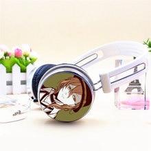 Customized Earphone Anime Bungo Stray Dogs Nakajima Atsushi Headphone Adjustable Headphones Gaming Headset Stereo