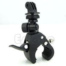 Camera Tripod Mount+Adapter Handlebar Clamp Roll Bar For GoPro Hero 1 2 3 3+ New