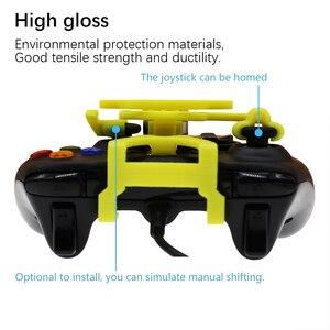 Image 3 - Xbox 360 Gaming Racestuur, 3D Gedrukt Mini Stuurwiel voeg op voor Xbox 360 Controller
