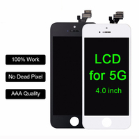 AAA Quality No Dead Pixel Screen For Apple IPhone 5 5S 5C Display Screen LCD Assembly