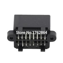 10 Sets 16 Pin male terminal  computer plug computer socket computer harness connector DJ7161C-1-10 16P
