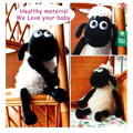 Shaun The Sheep Lamb Shape Plush Doll Toys For Kid Children Gifts Home Decor