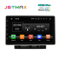 10.1 Android 8.0.1 Octa Core Radio 4GRAM 32GB Rotatable Face Panel Screen Car Stereo Player GPS OBD DVR 2 DIN car DVD player