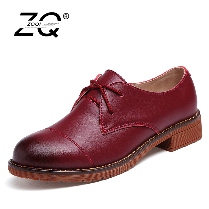 Shoes Woman 2017 Genuine Leather Women Shoes Flats 4Colors Loafers Lace Up Women's Flat Shoes Moccasins P012 women shoes flat genuine leather hand made ladies flat shoes black brown coffee casual lace up flats woman moccasins 568 5