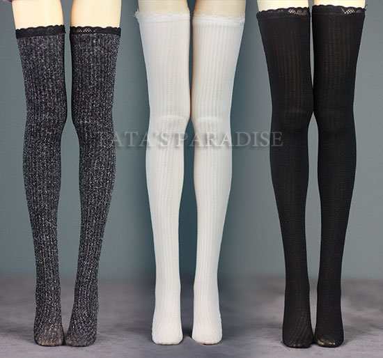 1/4 1/3 scale BJD doll clothing accessory Stockings for BJD MSD SD DD DY.Not included doll,shoes,wig and other 17C3684