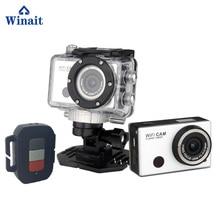 Winait 1000MAH full hd 1080p Waterproof digital action camera, 12MP wifi digital sports mini DV free shiping