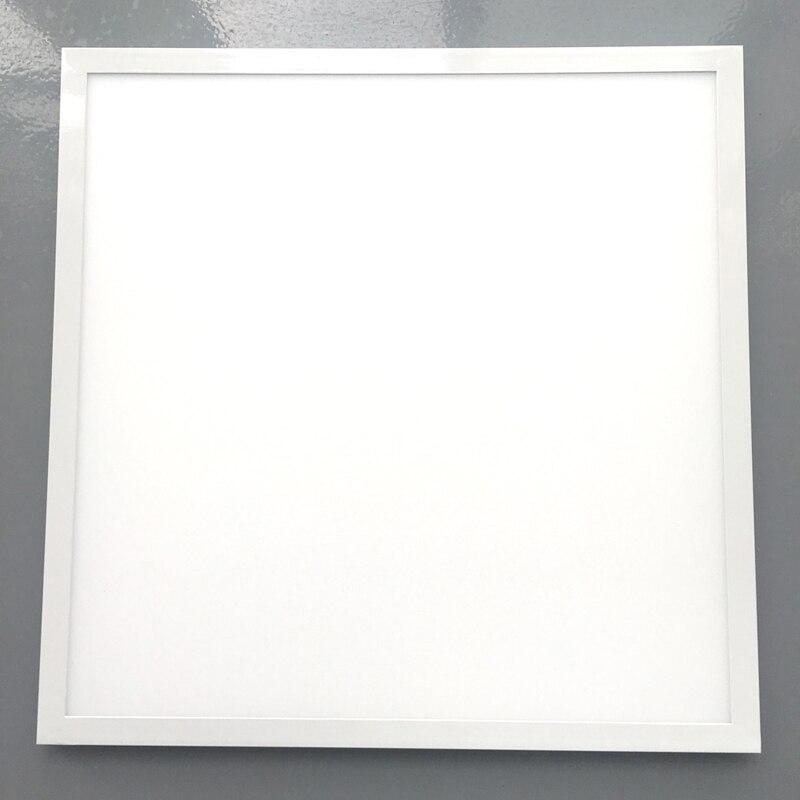 300x300mm White Frame Edge-lit LED Flat Panel Light,2000lm Glare Free дополнительная фара gofl glare of light gl 0470 3311