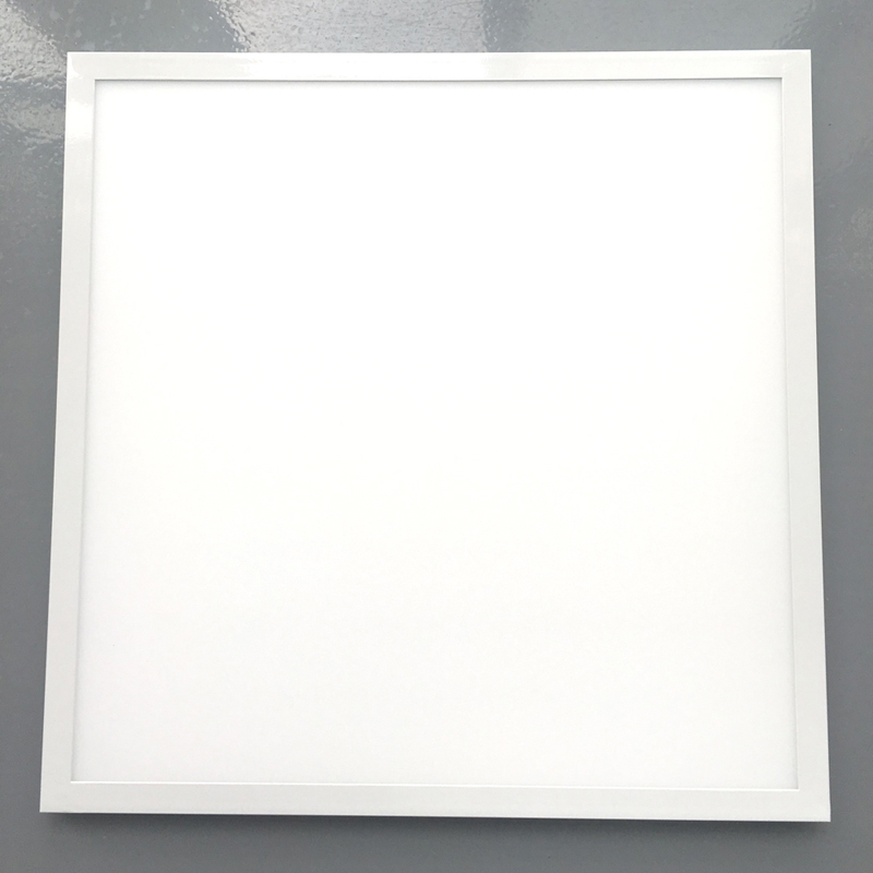 300x300mm White Frame Edge lit LED Flat Panel Light,2000lm Glare Free