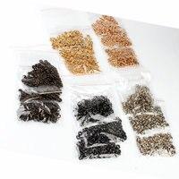 Оптовая продажа с фабрики Цена 100 наборы для ухода за кожей кнопки мм 9,5 мм Металл Медь 5 цветов детские ползунки одежда и пуговицы