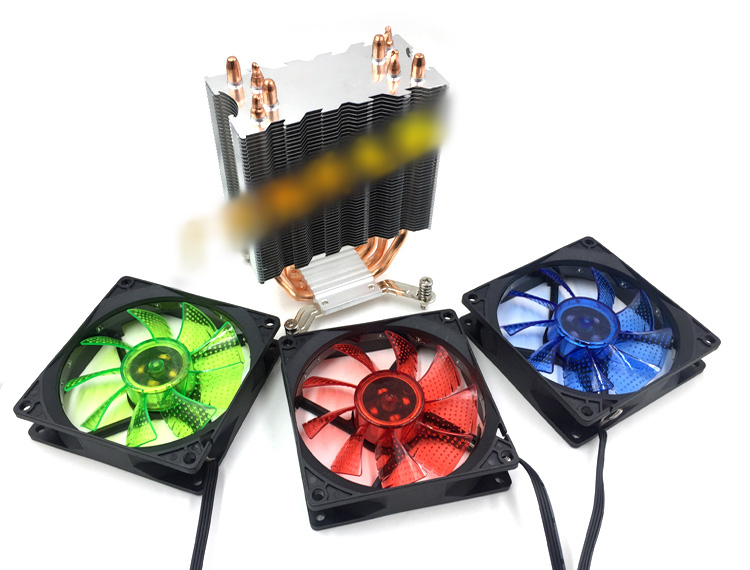 Universal, CPU, For, Cooling, Radiator, PWM