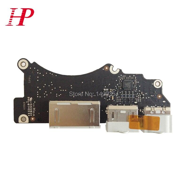 цена на Genunie 2012 Year I/O USB HDMI Reader Board 820-3071-A For Apple Macbook Pro 15'' Retina A1398 USB HDMI Card Reader Board