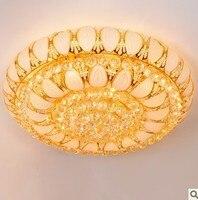Cristal combinaison usine directe gros corne d'abondance salon lumières LED lampe de luxe pendentif en cristal lampe SJ83